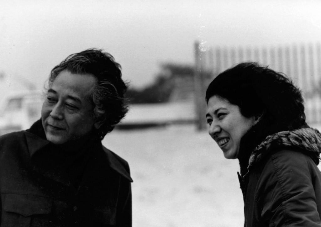 Li-lan_Kato-san_EastHamptonNY_mid1970s